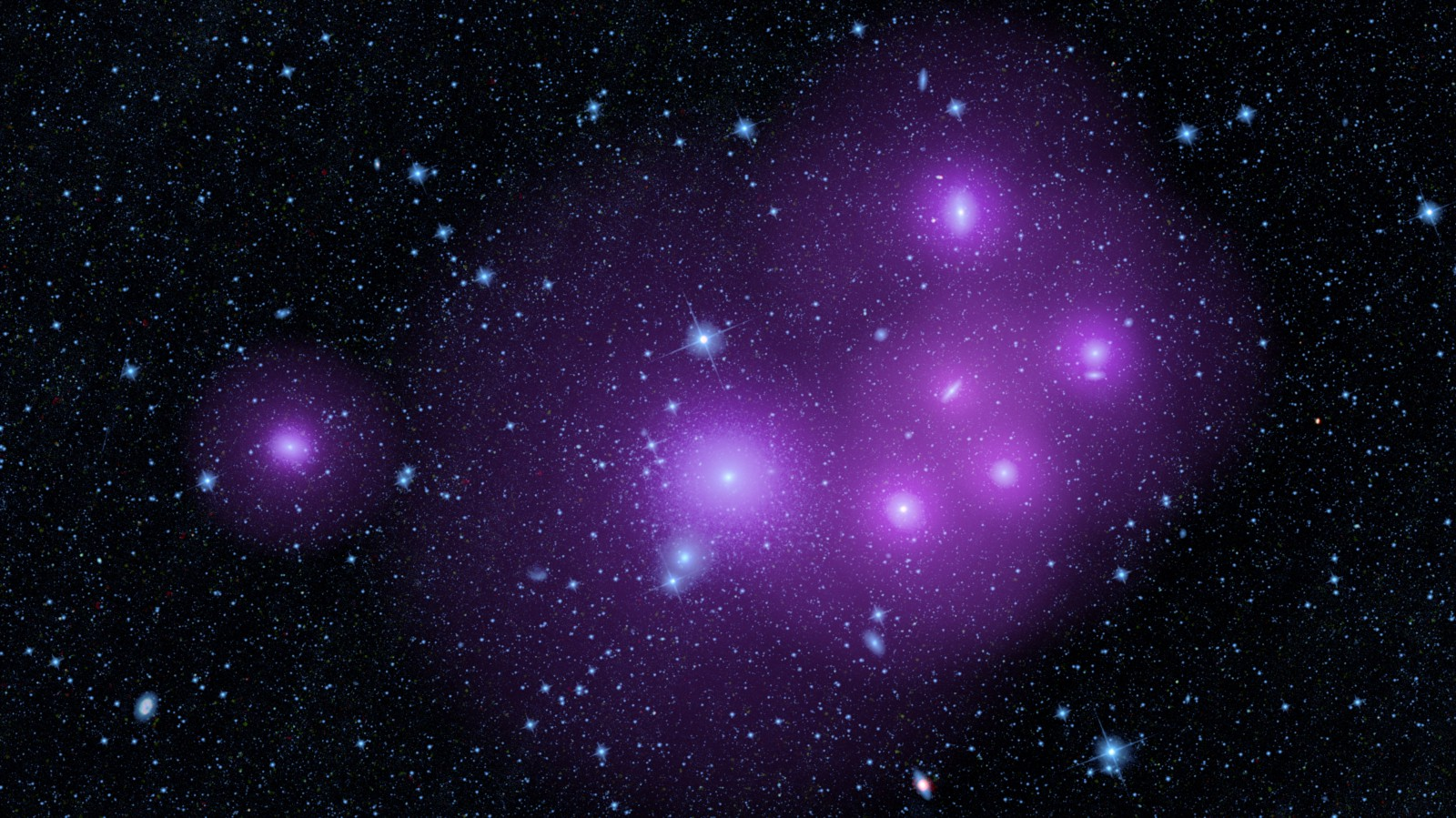 7 Independent Pieces Of Evidence For Dark Matter – Starts With A ...