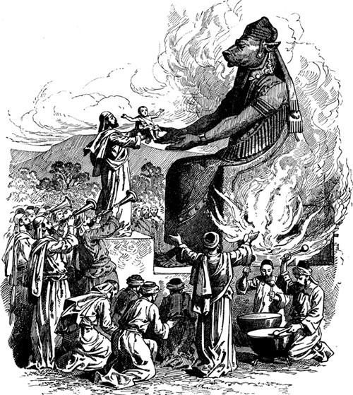 What Is The Elites Obsession With An Owl Named Moloch