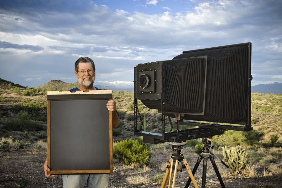 WHAT Is A Large Format Camera? – AndWhatIThink