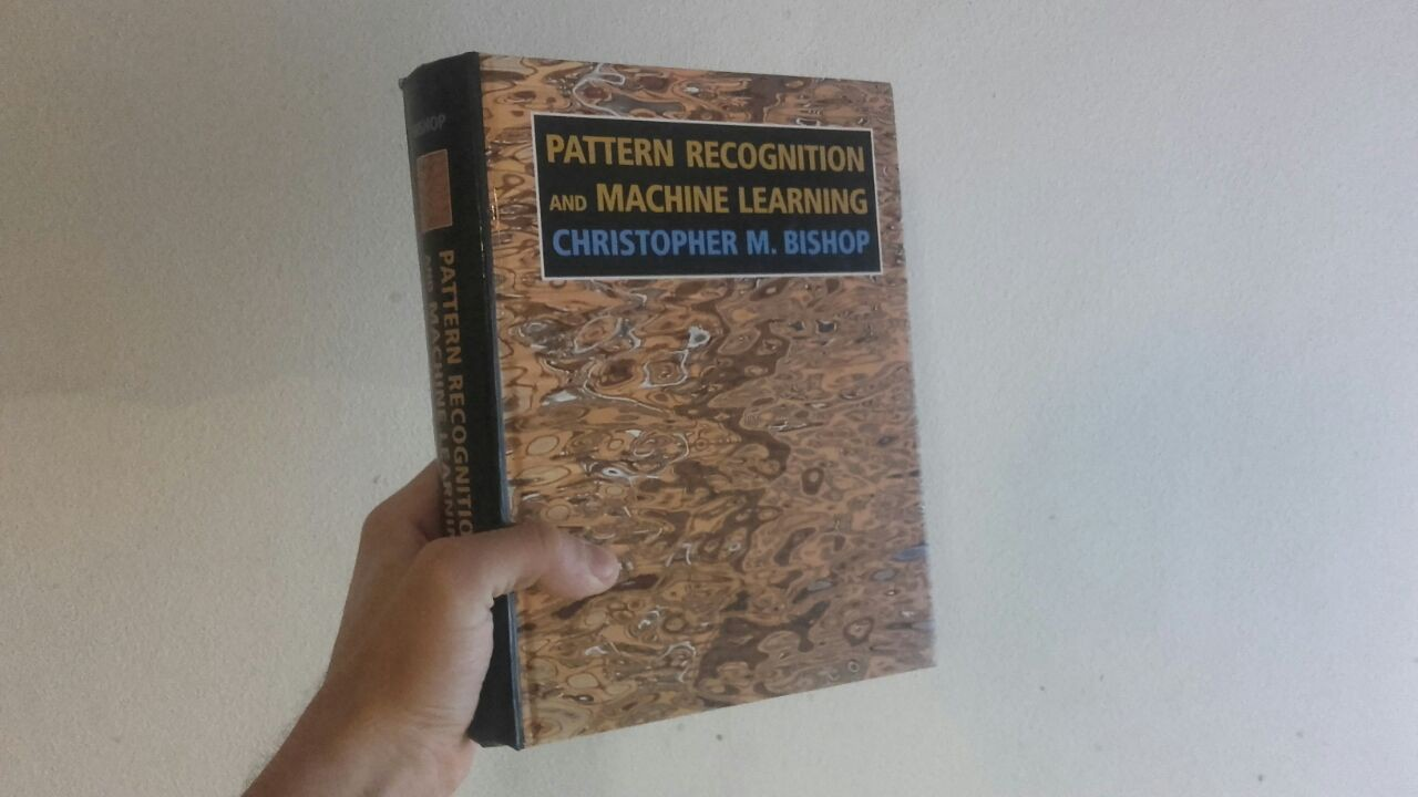 Pattern Recognition And Machine Learning Magnificent Inspiration