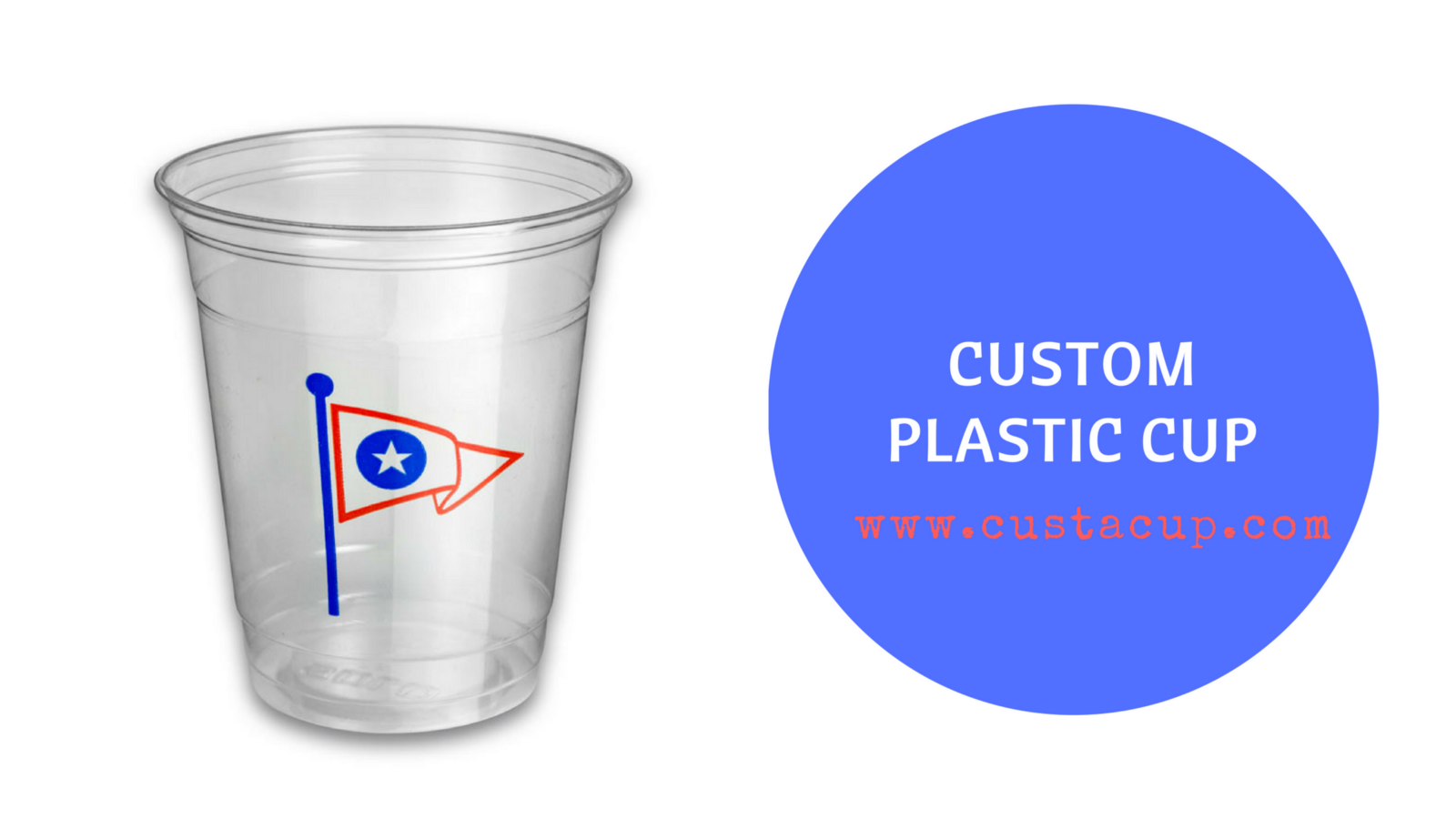 boost your brand by personalized plastic cups with custacup