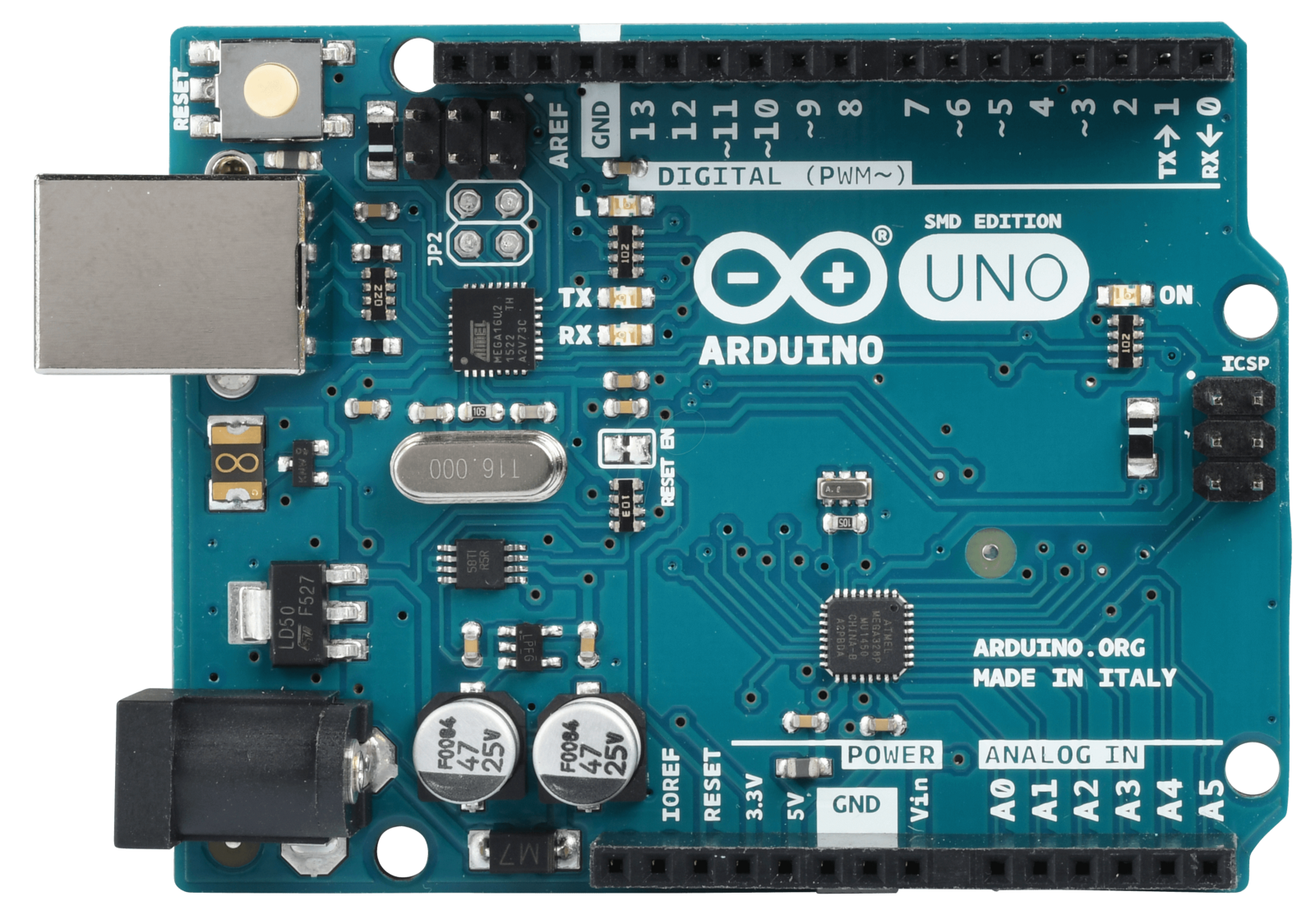 Getting Started With Embedded Systems 2 Microcontrollers Adc Hardware Block Diagram Lab Arduino