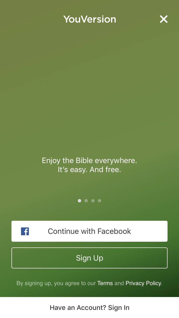 Using the Bible App to Connect with God's word – McLane Church – Medium