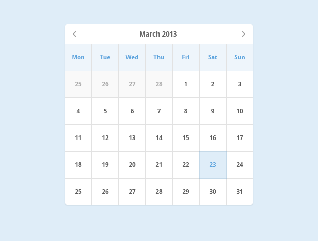 A Hunt For The Perfect Date Picker Ui Ux Collective