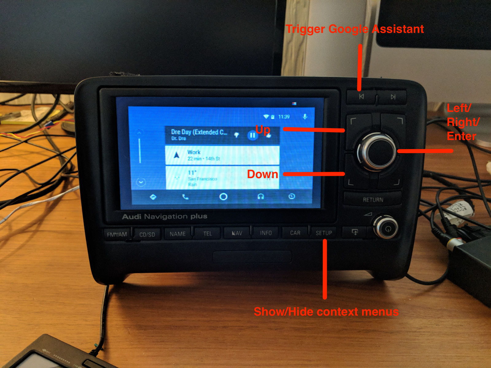 bringing android auto to audi navigation plus rns e using a rh medium com audi mmi navigation plus manual pdf audi navigation plus wiring