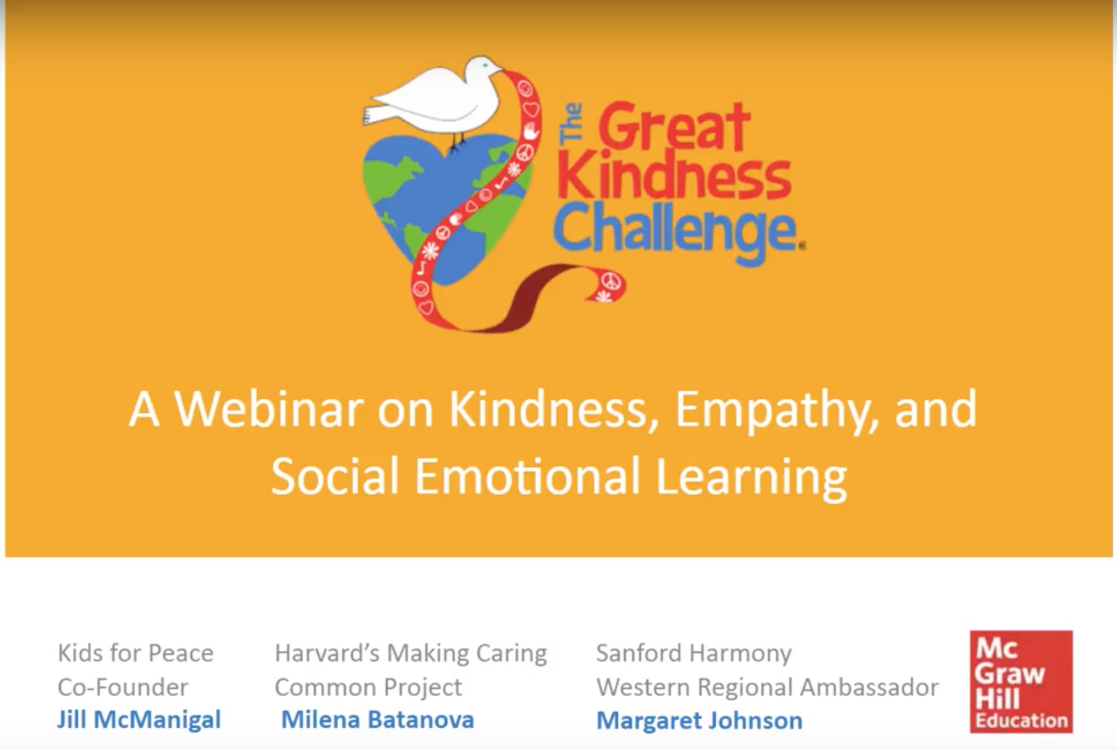 Expect More Emphasis On Sel In 2017 >> Full Webinar Kindness Empathy And Social Emotional Learning Sel