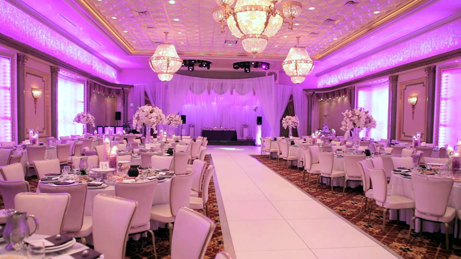 A stunning wedding reception hall Hudson Valley waits for you