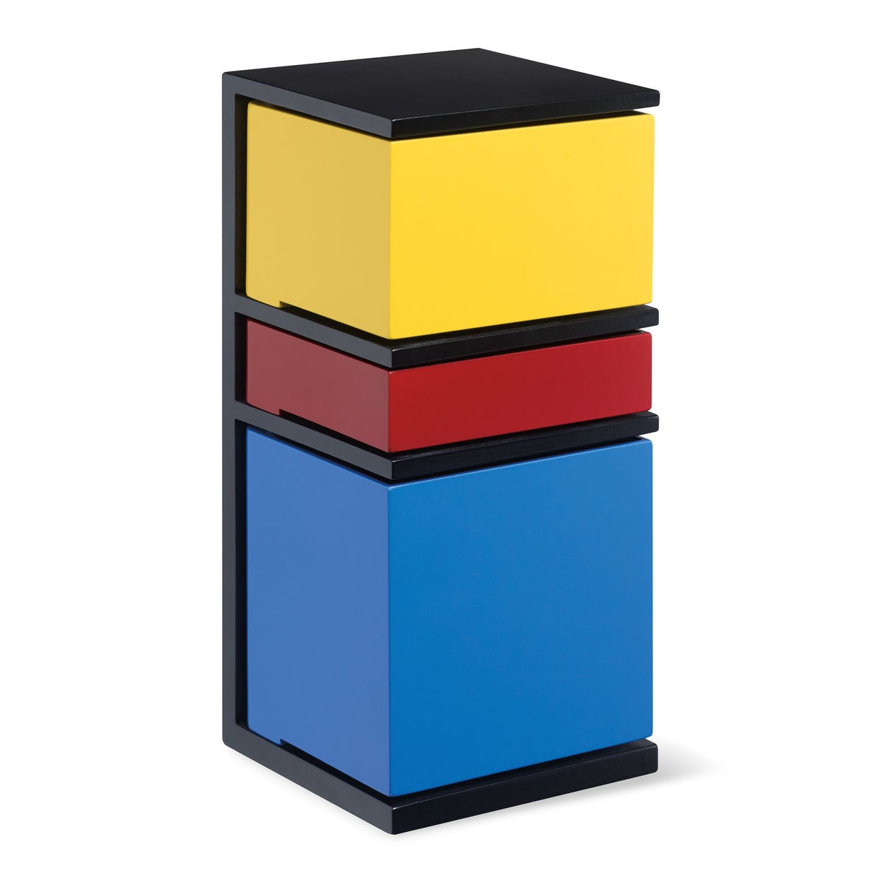 De Stijl Storage Tower From The Moma Design Source Goo Gl W31hpy