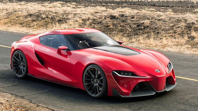 2018 toyota supra price release date and review alvin medium. Black Bedroom Furniture Sets. Home Design Ideas