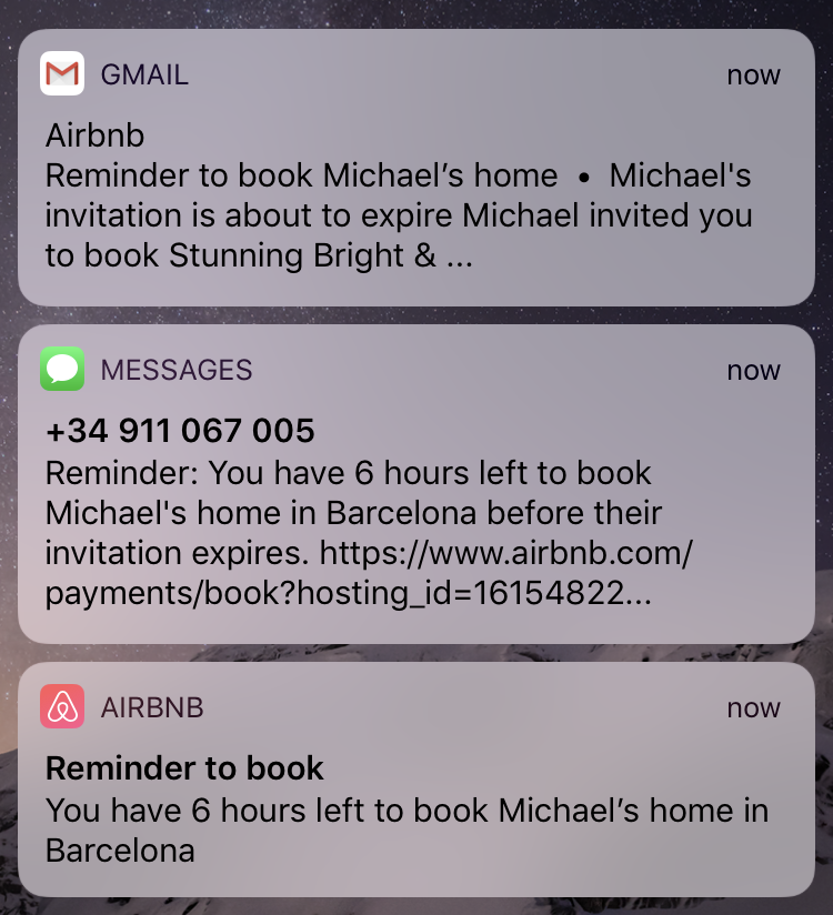 Airbnb You Are Ruining Out App User Experience! – desegura