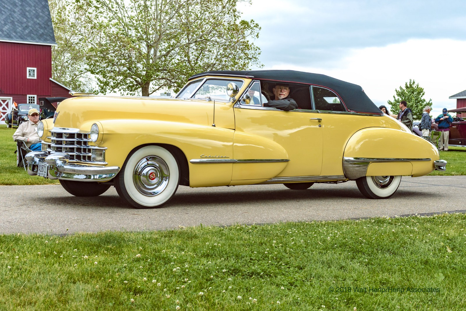 Mosky's Musings: CCCA Classics — 1947 Cadillac 62 & the 1948 Lincoln  Continental