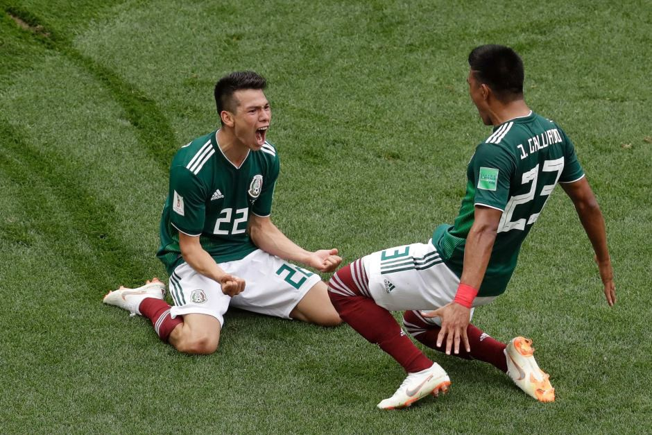 The World Cup is already beautifully chaotic