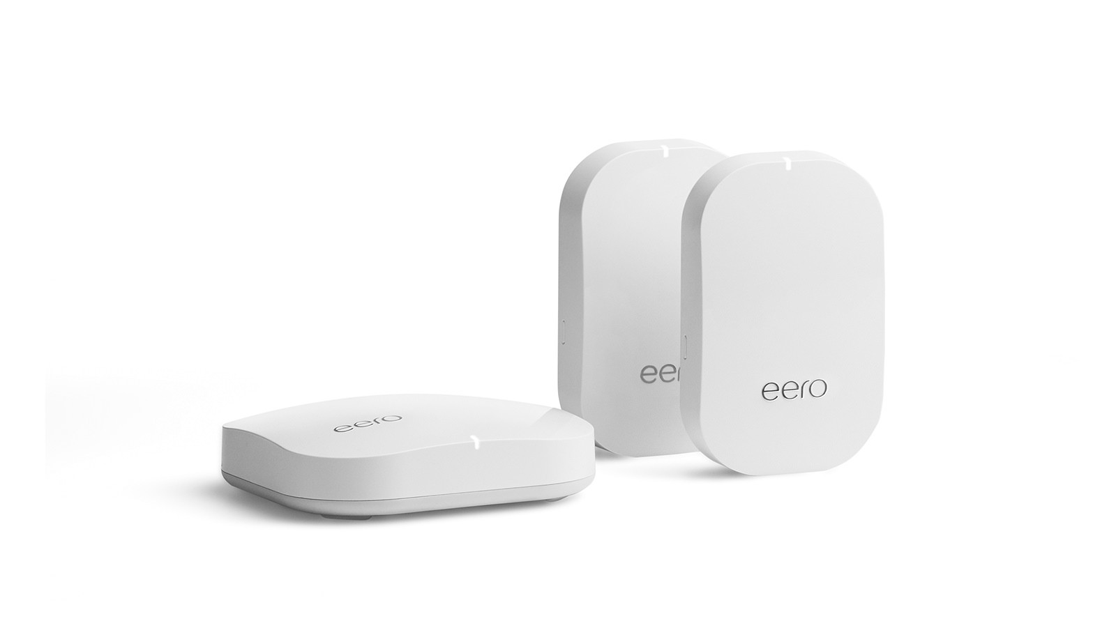 Top 5 Reasons You Need Mesh Wifi Today Nguyen Expeditions Medium Building Diagram For Wireless Routers Eeros Satellites Are Called Beacons And They Look Like Little Thermostats