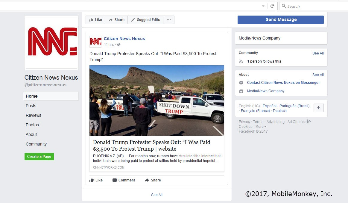 Facebook Ads, Fake News and the Shockingly Low Cost of Influencing ...