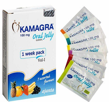 function of kamagra oral jelly