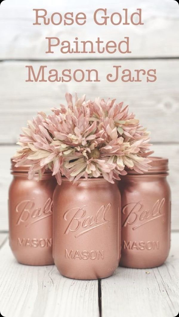 40 Easy Creative Things To Do With Mason Jars Eve Lynn Stanley Inspiration Jam Jar Decorating Ideas