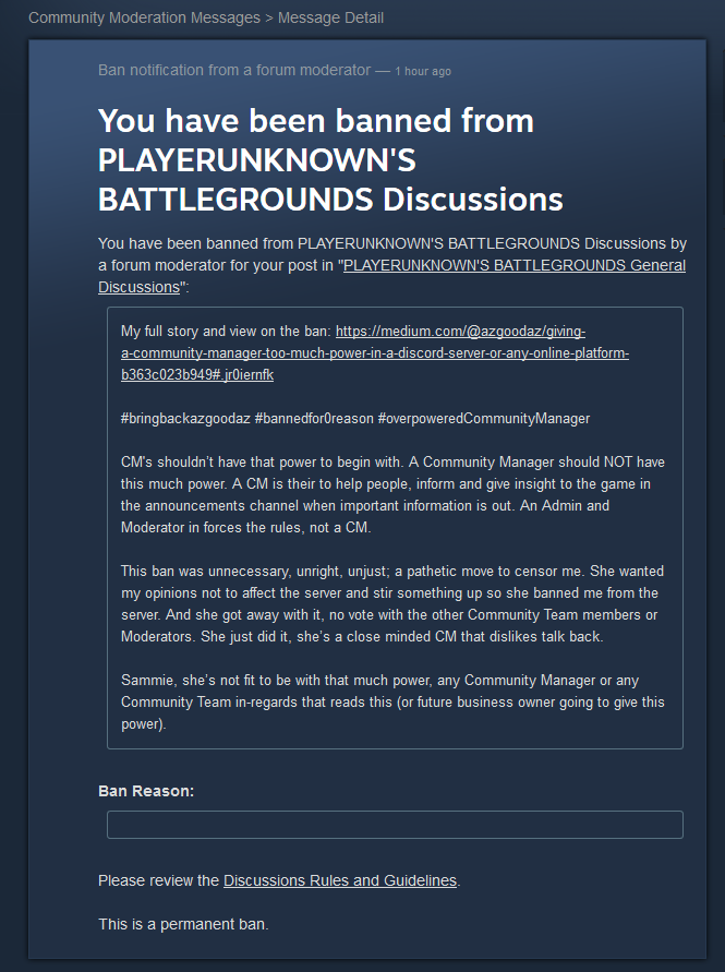Image Result For Pubg Banned Message