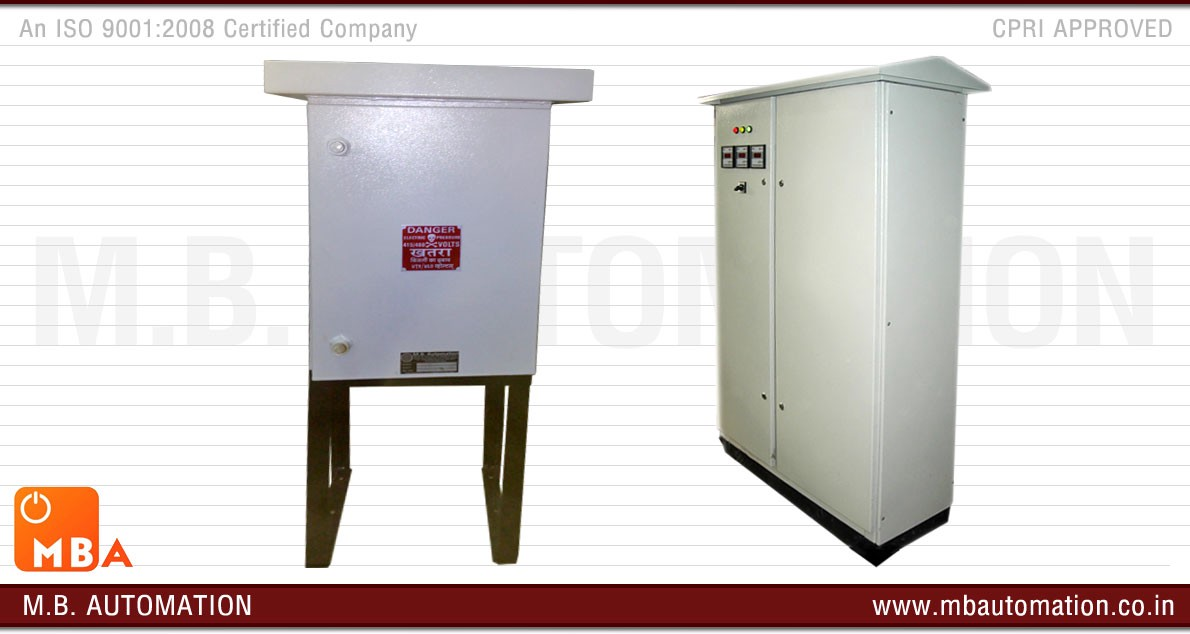 Electrical Control Panels Manufacturers Exporters In