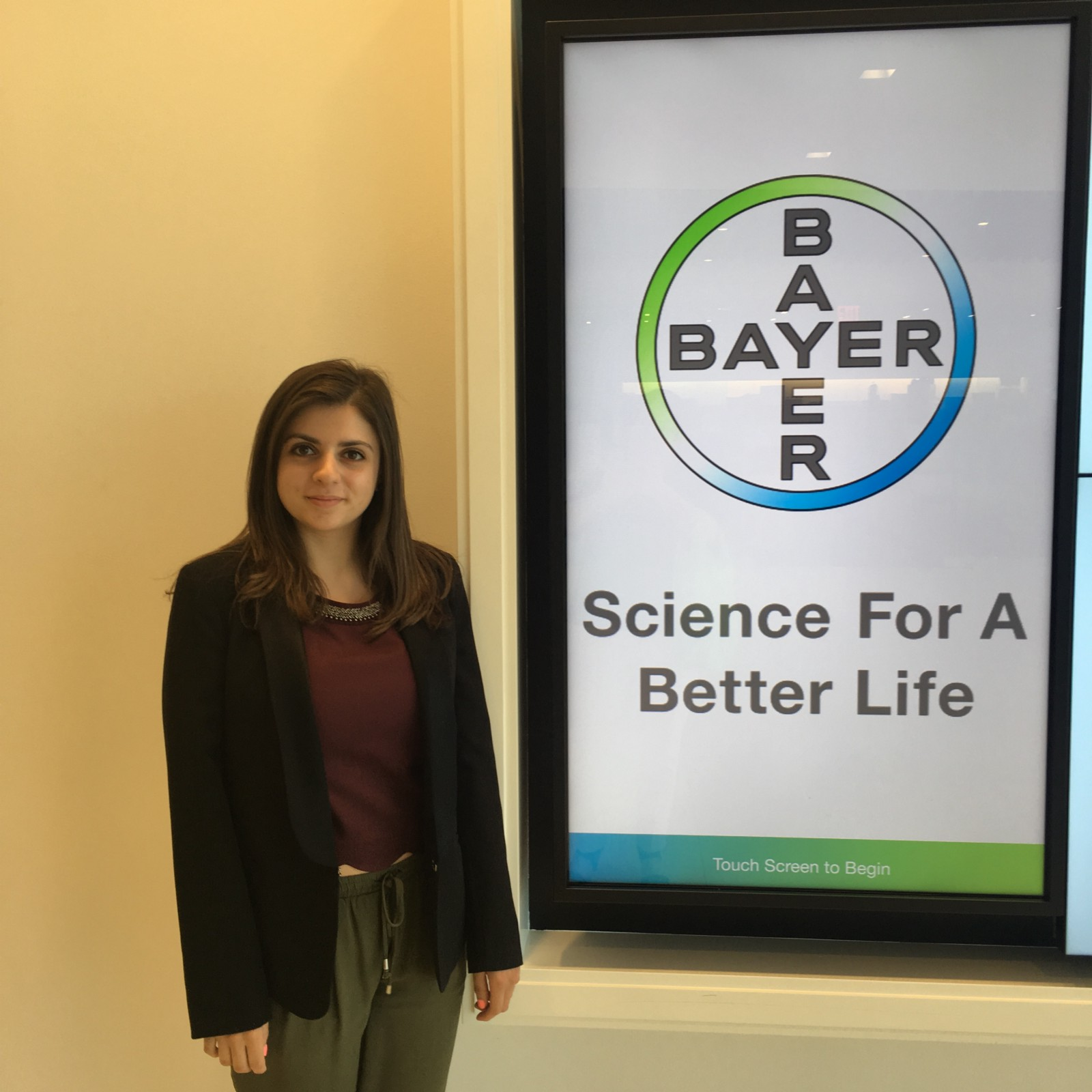 How Bayer Became My Classroom