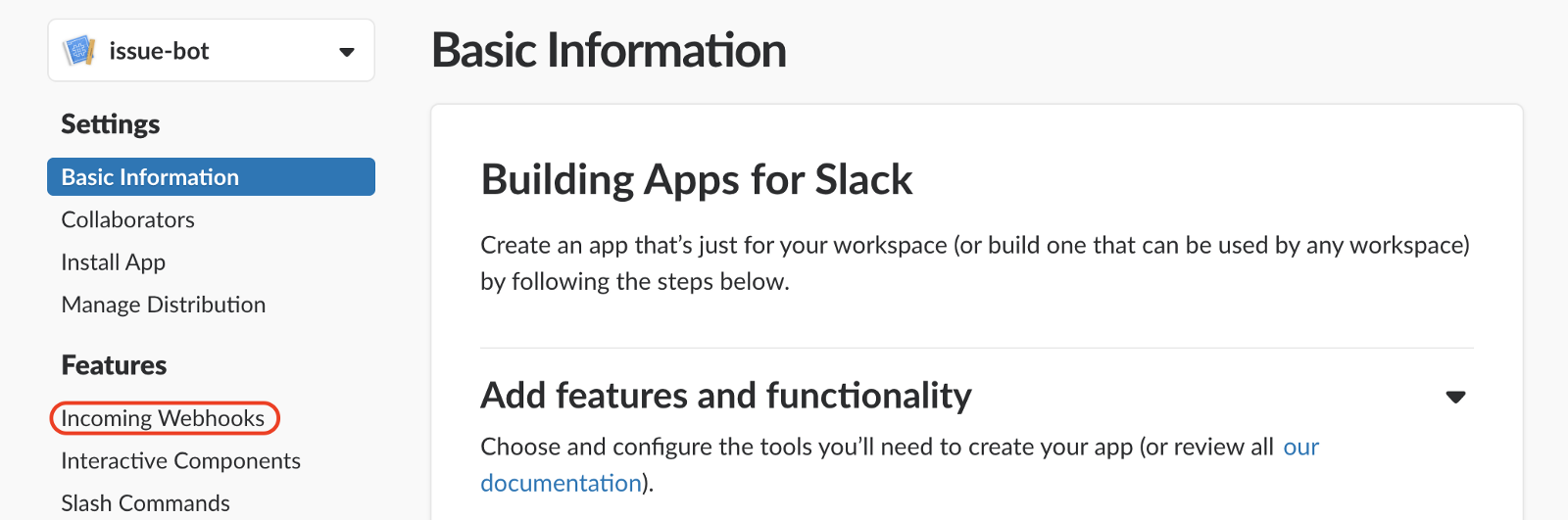 3beda163a13b Build a Slack App to Assign GitHub issues in 4 Steps with Node.js and  Standard Library