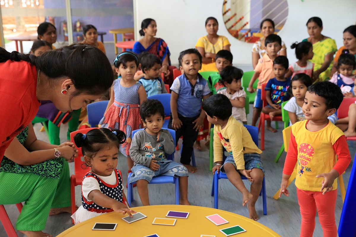 A daycare center cherished by parents — And by a company - photo#1