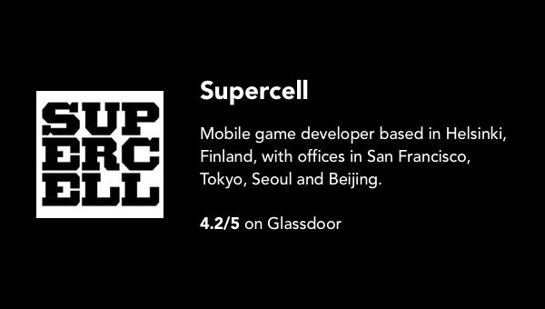 The best mobile app development agencies in the world for every budget supercell malvernweather Images