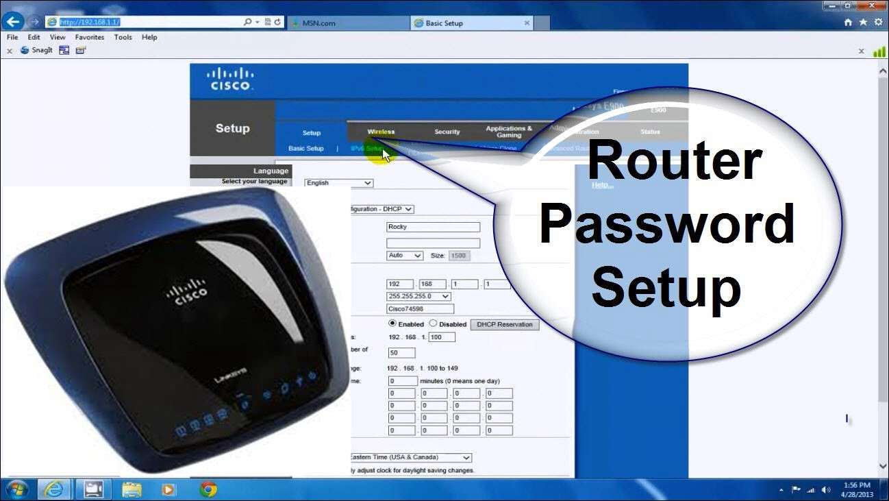 How to Reset Your Router Password How to Reset Your Router Password new photo