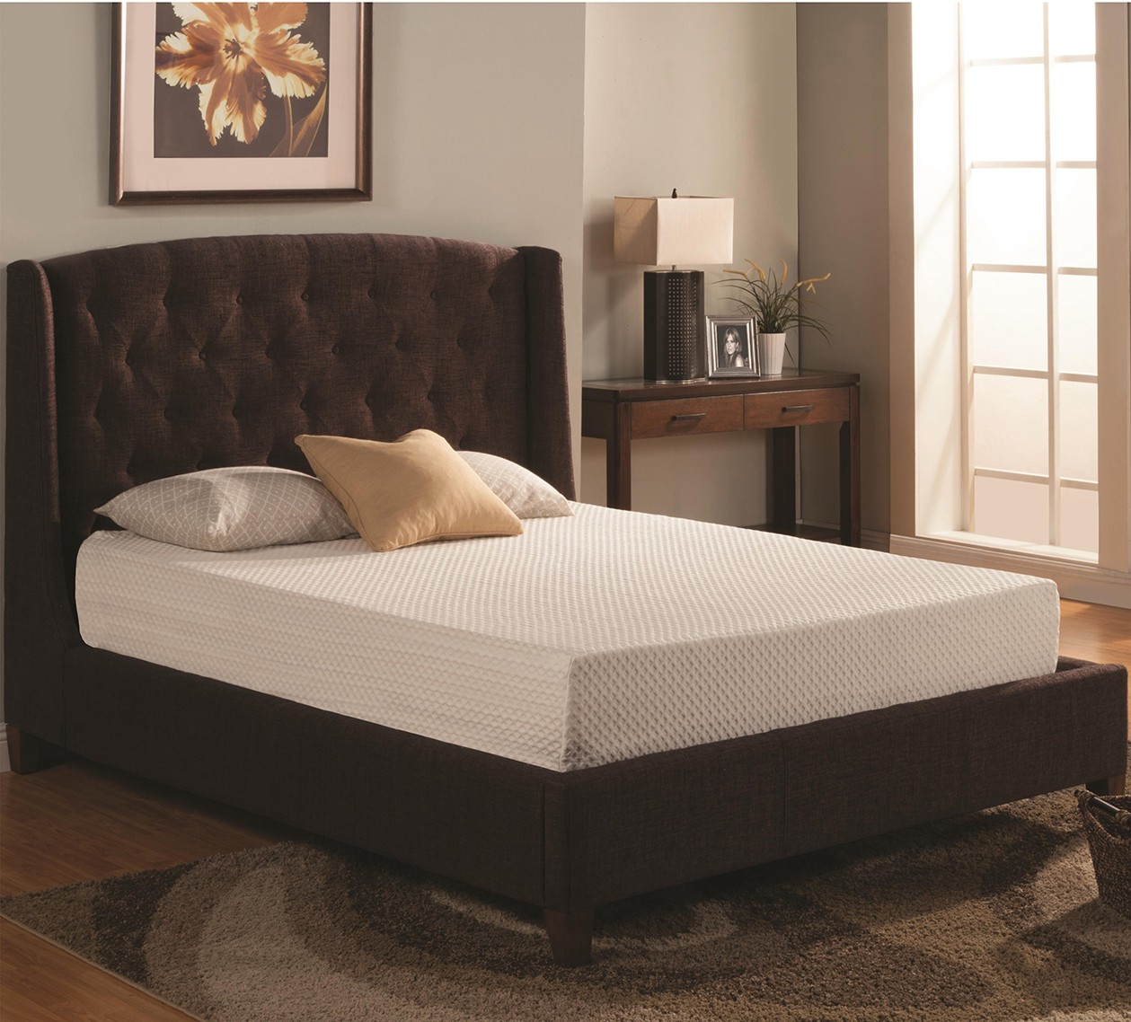 while choosing appropriate mattress you should take into the rigidity of it