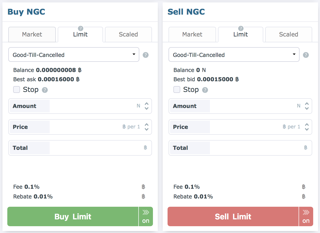 How to buy hellogold hgt on hitbtc crypto guide medium on your screen you will see buy hgt and sell hgt ccuart Images
