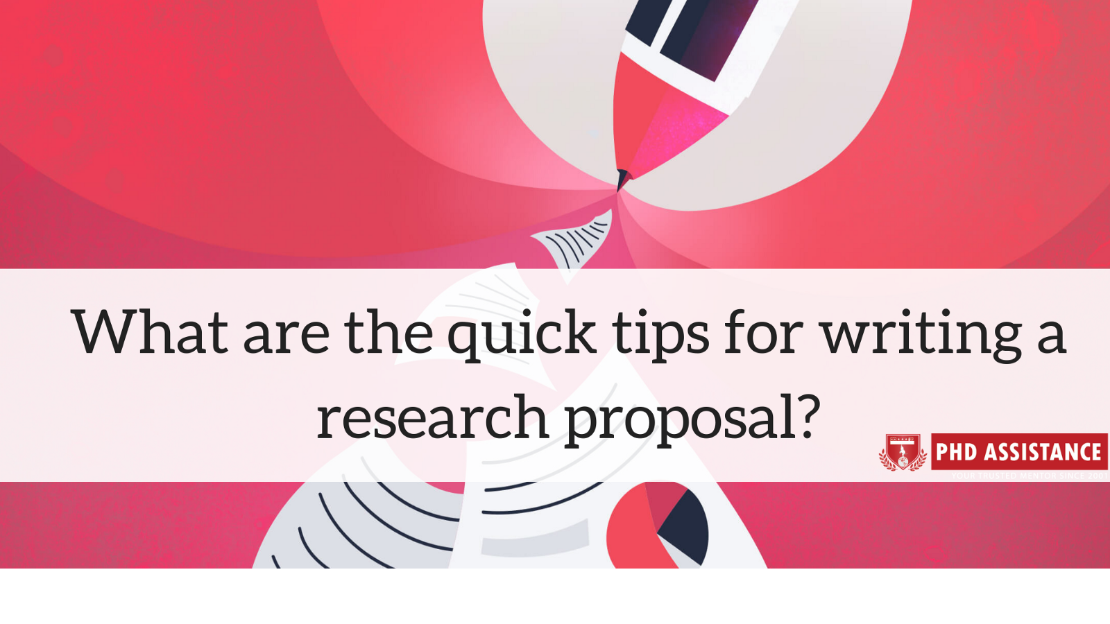 what should be included in a research proposal