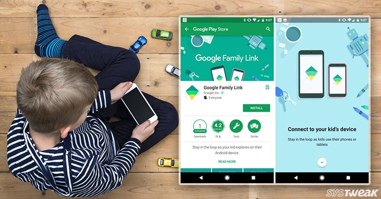 5 Best Parental Control Apps for Kid's First Smart Phone