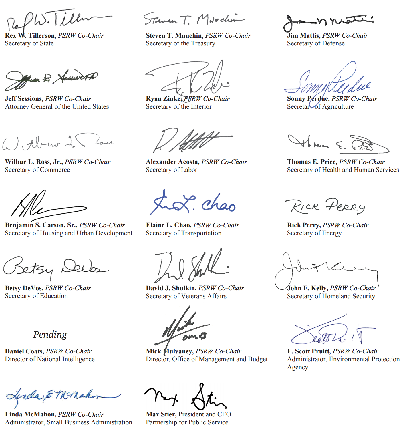 Honoring our public servants a letter from the psrw co chairs celebrated the first week of may since 1985 public service recognition week psrw is organized annually by the public employees roundtable perand its expocarfo Choice Image