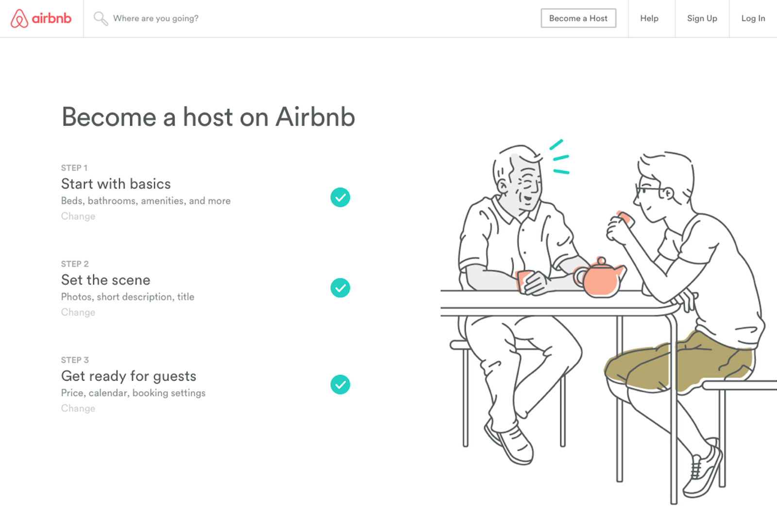 AI-Generated Profiles? Airbnb Users Prefer a Human Touch