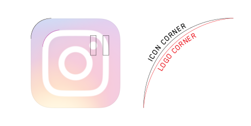 A meticulous critique of the new Instagram logo/UI - Bryan ...