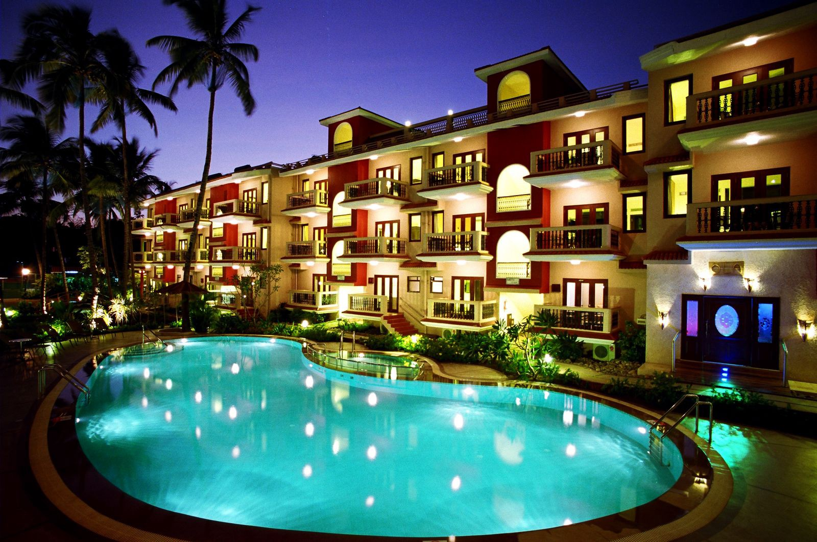 Booking For International Hotels Online