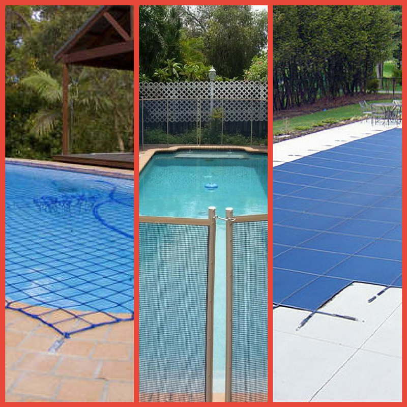 What should you choose: Pool safety Covers vs Pool Fence vs Pool Nets?
