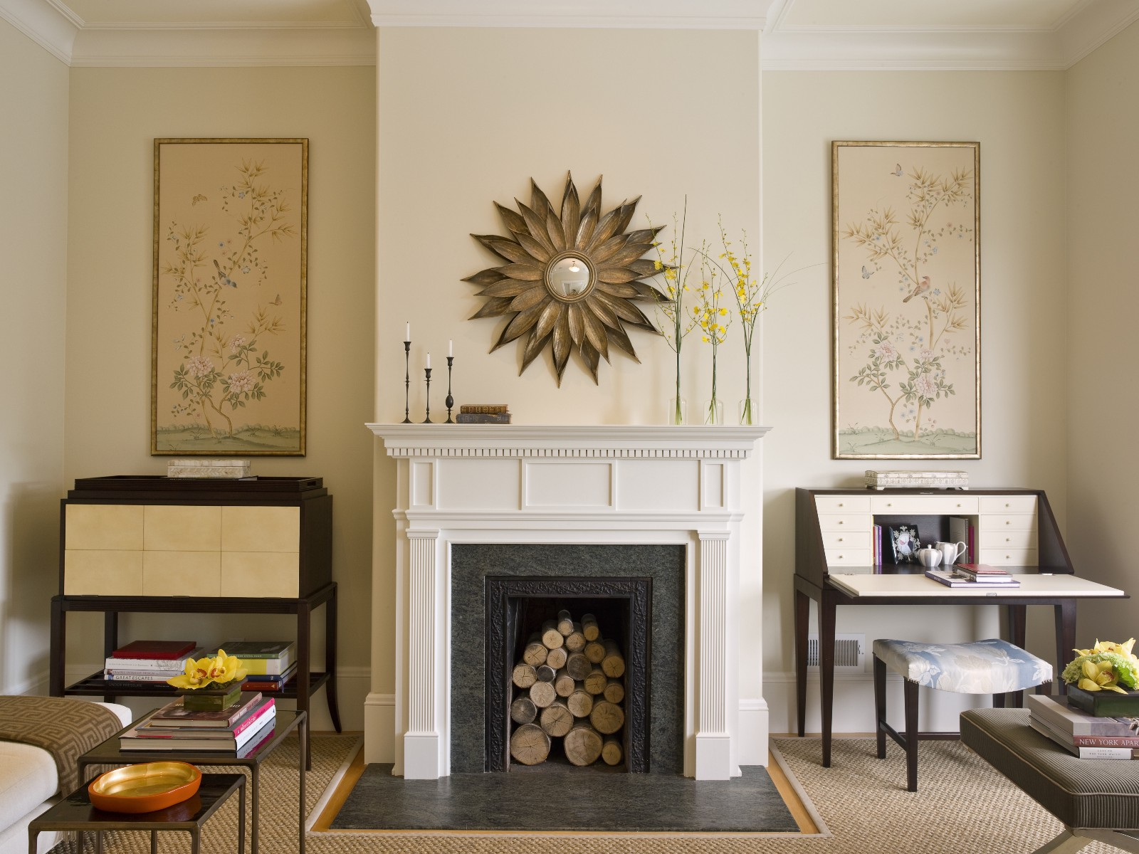 Four Ways To Transform An Old Fireplace Liza Riguerra Medium