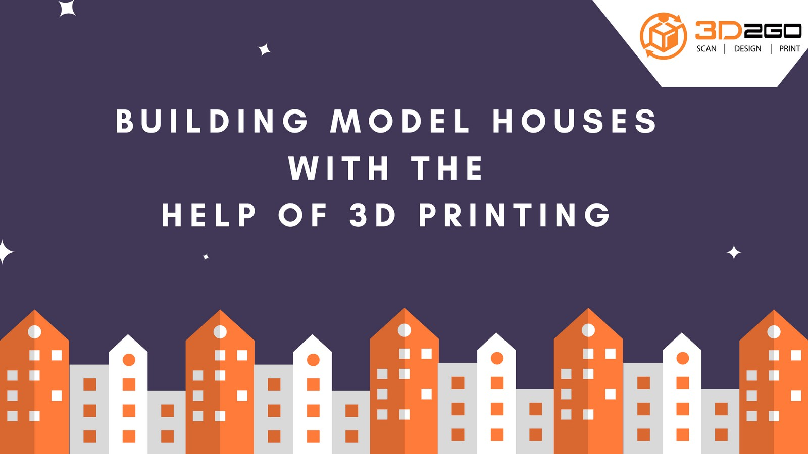 Building Model Houses With 3D Printing