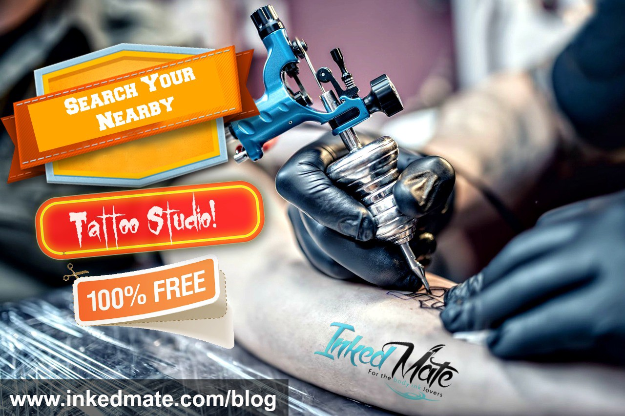 Find Tattoo and Body Piercing Parlors Near Las Vegas