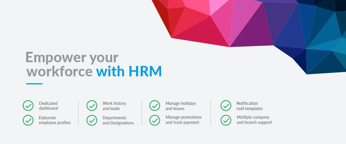 WordPress ERP- HRM