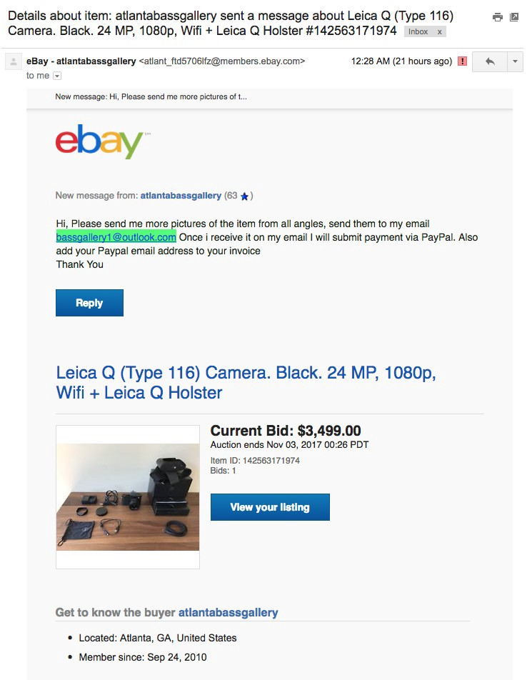 Why I Will Never Sell A Product Again On EBay And Why You Shouldnt - How send invoice ebay