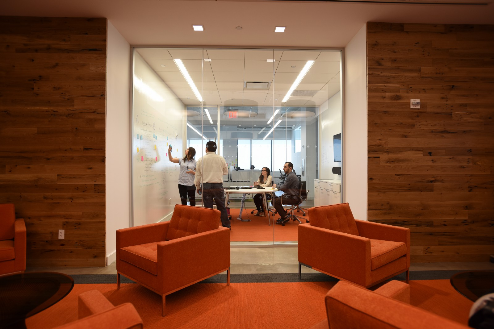 shining inspiration soccer furniture. Transparent With its move to new offices in Lower Manhattan 2015  Foundation Center had the opportunity make design live up organizational Shining a Light Carnegie Reporter Medium