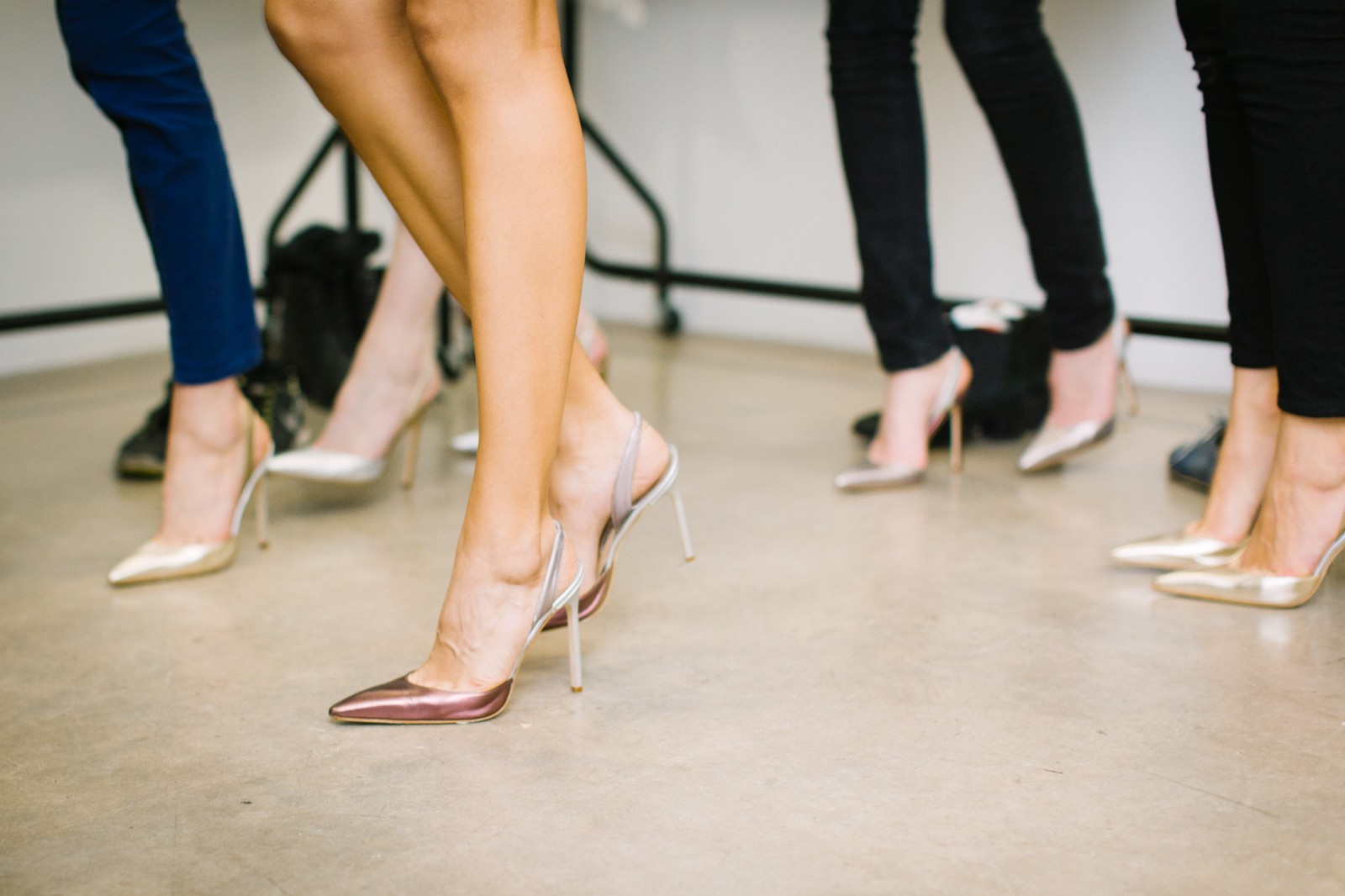 Quickly Improve Your Well-Being: Kick Off Your Heels