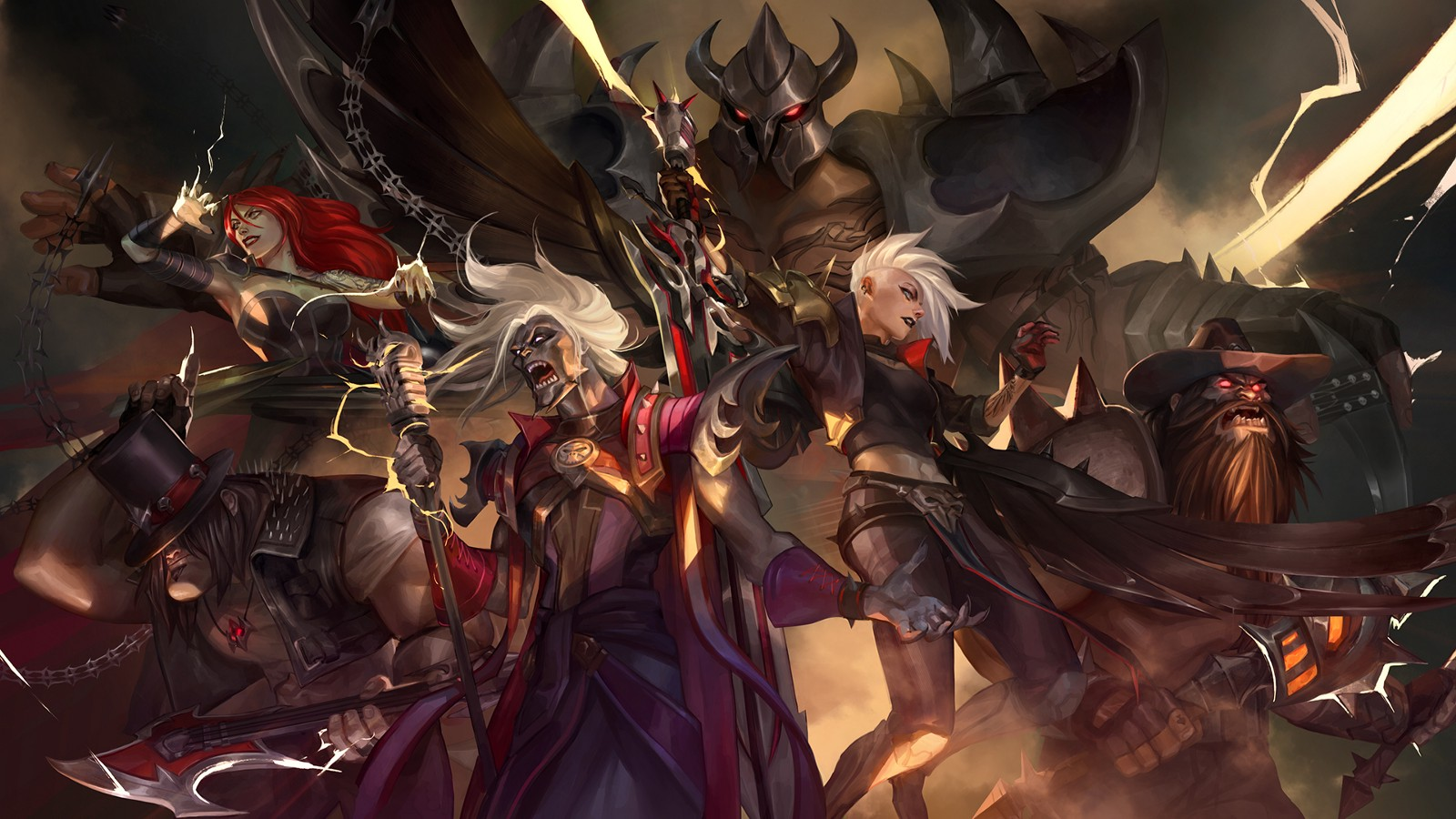 Pentakill Band League of Legends: New...