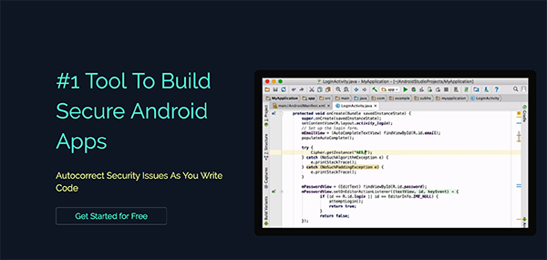 Top 30 Android Tools - #23 DevKnox