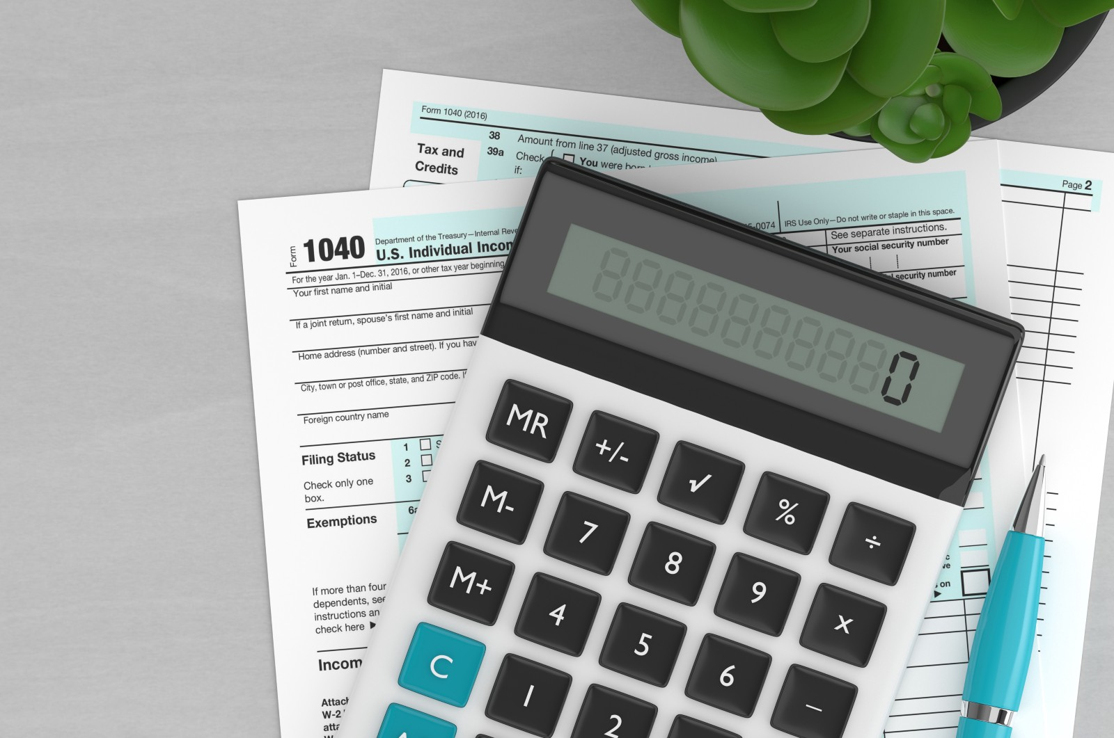 It's Time to Think About Taxes