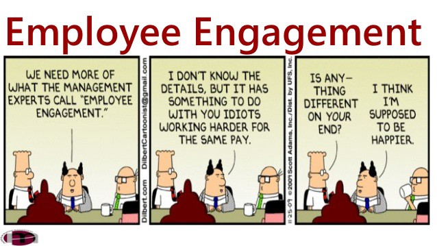 how to screw up employee engagement  one step at a time