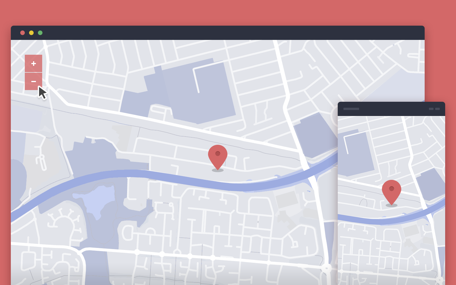 How To Implement Custom And Dynamic Map Marker Info Windows For - Create map with multiple pins