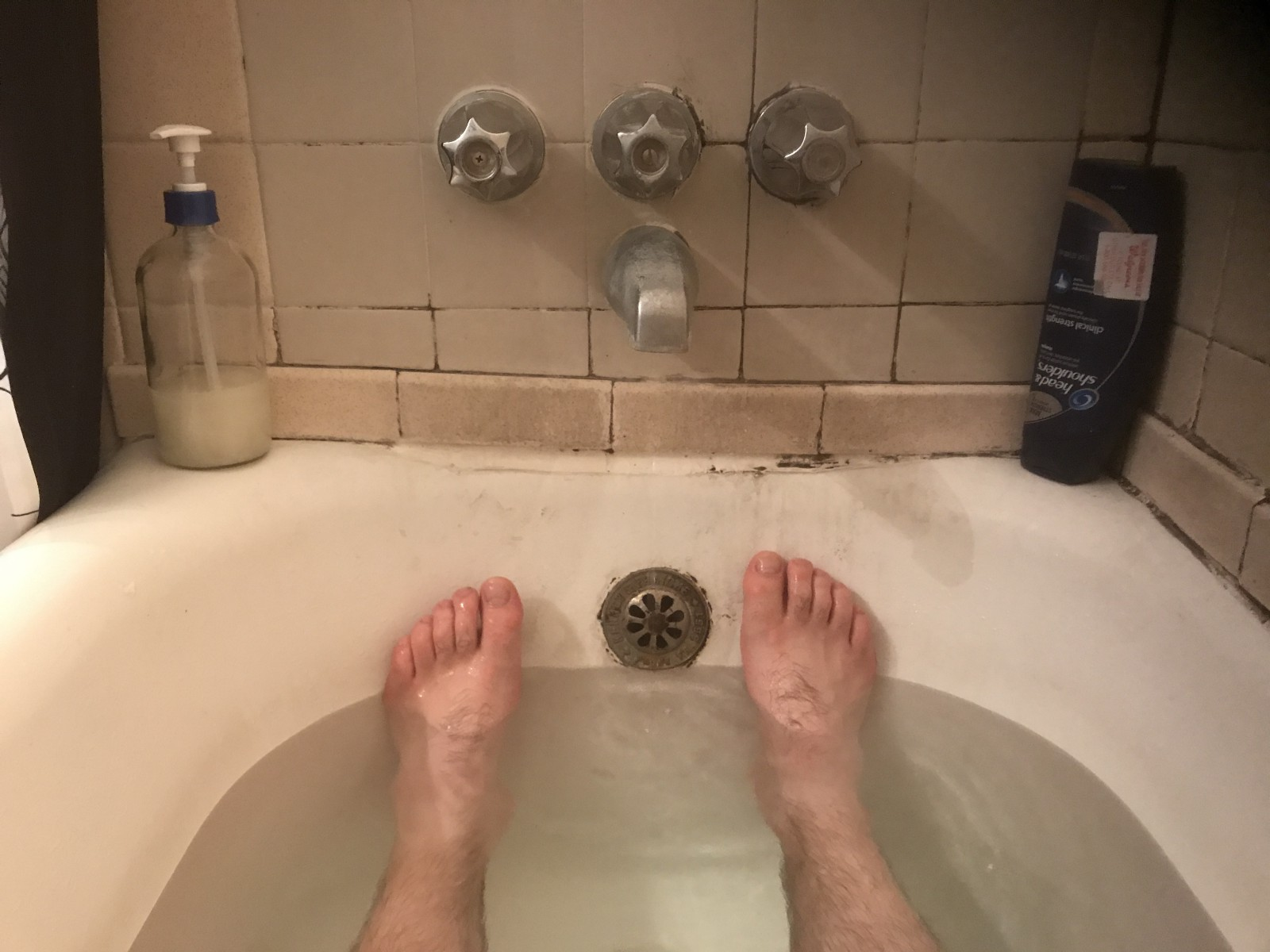 Should I post this picture of me in the bathtub? – Comedy ...
