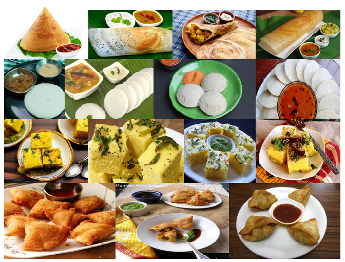 North Indian Food Or South Indian Food Deep Learning Knows It All